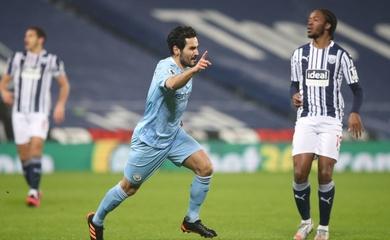 Video Highlight West Brom vs Man City, bóng đá Anh hôm nay 27/1