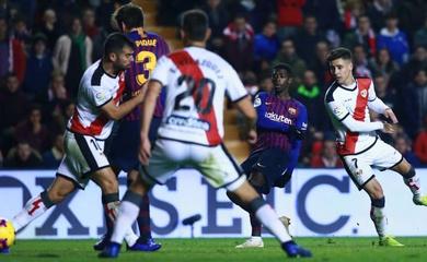Nhận định, soi kèo Rayo Vallecano vs Barcelona, 03h00 ngày 28/01