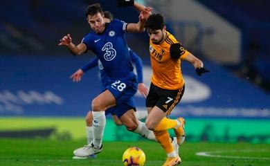 Video Highlight Chelsea vs Wolves, bóng đá Anh hôm nay 28/1