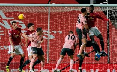 Video Highlight MU vs Sheffield United, bóng đá Anh hôm nay 28/1