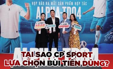 Thương mại trong thể thao: Lý do CP Sport chọn trung vệ Viettel Bùi Tiến Dũng?