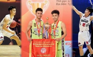 Quang Tám - Nam Mon, bộ đôi 10 năm duyên nợ của Thang Long Warriors