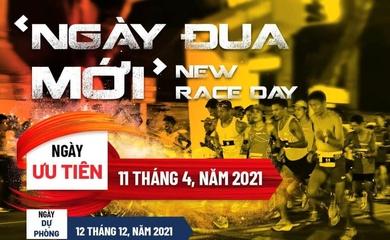 Techcombank Ho Chi Minh City International Marathon lùi tổ chức đến tháng 4-2021