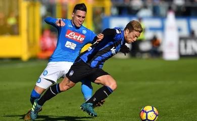Nhận định Atalanta vs Napoli, 00h00 ngày 22/02, VĐQG Italia