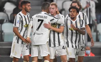 Đội hình ra sân Juventus vs Crotone đêm nay 23/2 dự kiến: Kulusevski sát cánh cùng Ronaldo