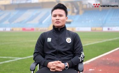 """Nguyễn Quang Hải hướng tới mục tiêu """"siêu khủng"""" trong năm 2021 cùng CLB Hà Nội"""