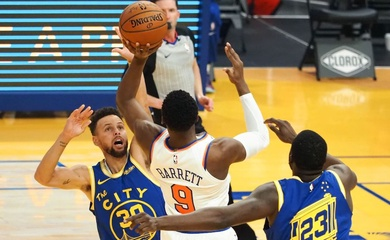 Nhận định NBA: New York Knicks vs Golden State Warriors (ngày 24/02, 07h30)