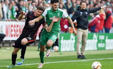 Lịch trực tiếp Bóng đá TV hôm nay 26/2: Bremen vs Eintracht Frankfurt