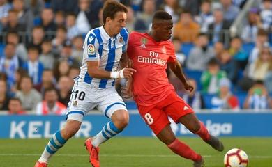 Lịch trực tiếp Bóng đá TV hôm nay 1/3: Real Madrid vs Real Sociedad