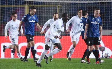 Kết quả bóng đá cúp C1 hôm nay 25/2: Atalanta 0-1 Real Madrid