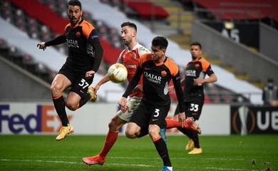 Nhận định AS Roma vs Sporting Braga, 03h00 ngày 26/02, Cúp C2