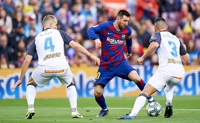 Trực tiếp Barca vs Elche, bóng đá Tây Ban Nha hôm nay 25/2