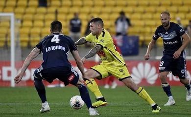 Trực tiếp Melbourne Victory vs Wellington Phoenix, bóng đá Úc hôm nay 24/2