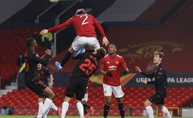 Kết quả bóng đá cúp C2 hôm nay 26/2: MU 0-0 Real Sociedad