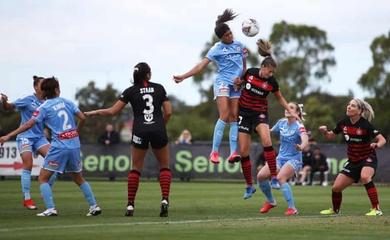 Trực tiếp nữ Western Sydney vs Melbourne City, bóng đá Úc hôm nay 25/2