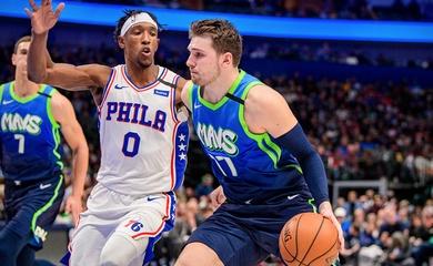 Nhận định NBA: Dallas Mavericks vs Philadelphia 76ers (Ngày 26/2 7h00)