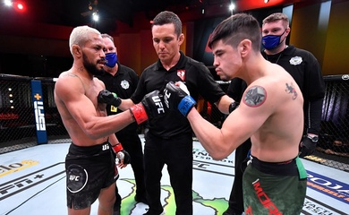 UFC 263: Deiveson Figueiredo tái đấu Brandon Moreno tranh đai Flyweight