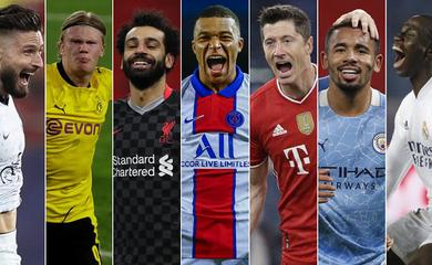Champions League chứng kiến đội khách áp đảo chưa từng thấy