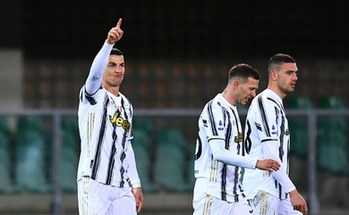 Video Highlight Hellas Verona vs Juventus, bóng đá Ý đêm qua