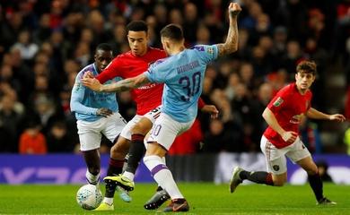 Lịch thi đấu bóng đá vòng 27 Ngoại hạng Anh: Man City vs MU