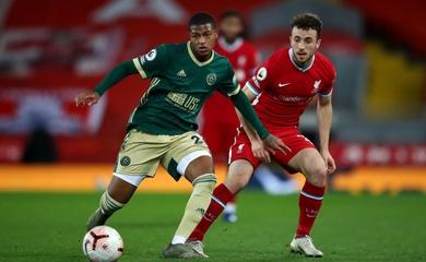 Trực tiếp Sheffield United vs Liverpool, bóng đá Anh hôm nay