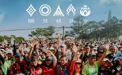 """Dalat Ultra Trail chưa có cự ly 100km, dân chạy """"đói chuẩn chăm mai"""" Vietnam Mountain Marathon"""