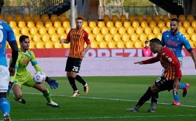 Nhận định Napoli vs Benevento, 00h00 ngày 29/02, VĐQG Italia