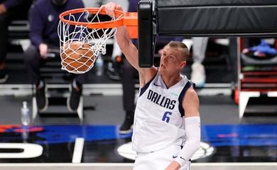 Doncic - Porzingis chặn đứng mạch bất bại của Brooklyn Nets