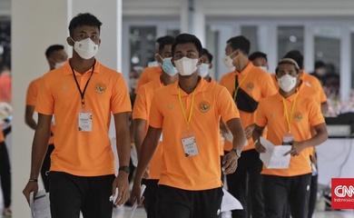 Đối thủ nặng ký của U22 Việt Nam ở SEA Games 31 được tiêm vắc xin COVID-19