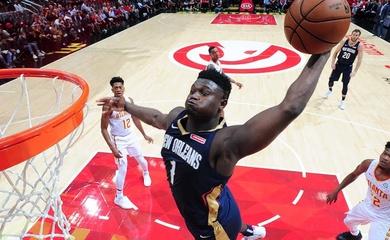 Ba cầu thủ trẻ chốt suất dự NBA Slam Dunk Contest 2021: Chờ Zion Williamson lấy suất cuối cùng?