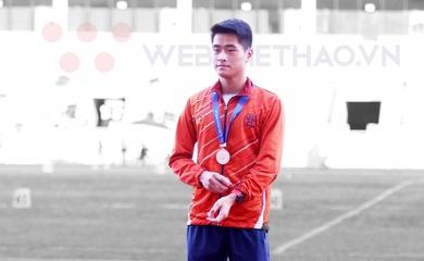 Tài năng trẻ đi bộ Phùng Kim Quang: Bước chân tuổi thần tiên đến xứ sở SEA Games