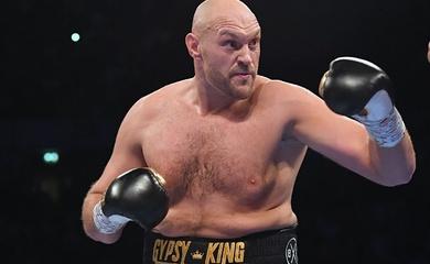Tyson Fury đòi đấu hai trận trong năm 2021, quá trình tổ chức đấu Joshua đang gặp khó