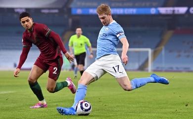 Kết quả bóng đá hôm nay 3/3: Man City 4-1 Wolves