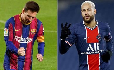 """Tin bóng đá hôm nay mới nhất 2/3: Neymar """"tăng tốc"""" để gặp Messi"""
