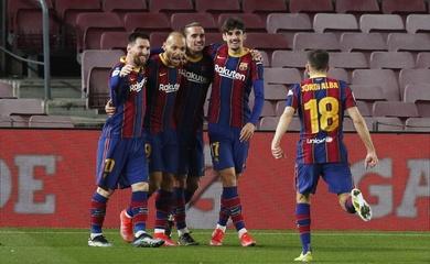 Video Highlight Barca vs Sevilla, bóng đá Tây Ban Nha hôm nay 4/3