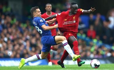 Lịch thi đấu bóng đá hôm nay 4/3: Liverpool vs Chelsea