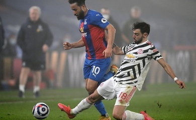Video Highlight Crystal Palace vs MU, bóng đá Anh hôm nay 4/3