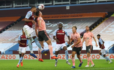 Kết quả Sheffield United vs Aston Villa, video highlight bóng đá Anh hôm nay 4/3