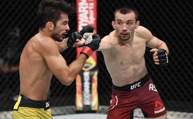 Askar Askarov – Tay đấm khiếm thính bất bại ở UFC 259 là ai?