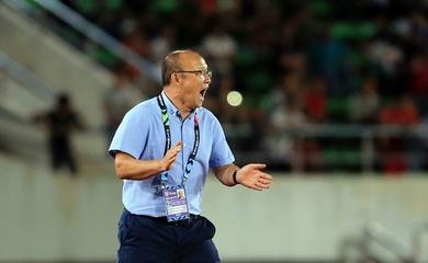 AFC chỉ ra ước muốn của HLV Park Hang Seo ở VL World Cup 2022
