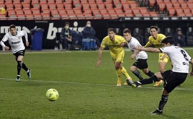 Video Highlight Valencia vs Villarreal, bóng đá Tây Ban Nha hôm nay 6/3