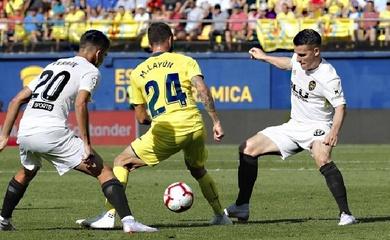 Link xem trực tiếp Valencia vs Villarreal, bóng đá Tây Ban Nha hôm nay 6/3
