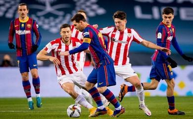 Tin bóng đá hôm nay mới nhất 5/3: Barca có lợi thế lớn ở chung kết