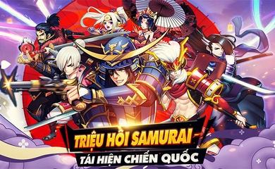 Code Đại Chiến Samurai VNG 2021 mới nhất