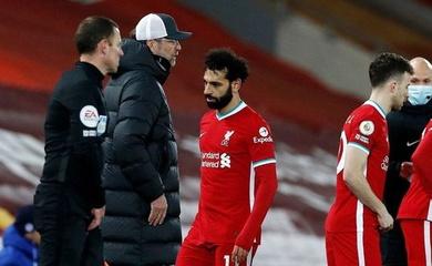 HLV Klopp giải thích quyết định thay Salah gây tranh cãi
