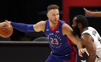 NÓNG: Blake Griffin trở thành cầu thủ tự do, Brooklyn Nets ôm mộng superteam với dàn sao khủng