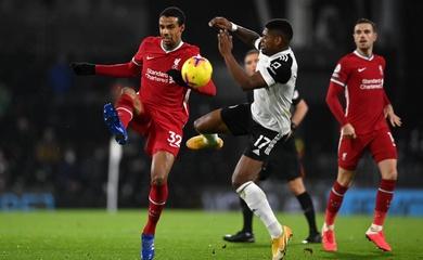Link xem trực tiếp Liverpool vs Fulham, bóng đá Anh hôm nay 7/3
