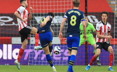 Video Highlight Sheffield United vs Southampton, bóng đá Anh hôm nay 6/3