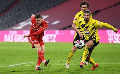 Video Highlight Bayern Munich vs Dortmund, bóng đá Đức hôm nay 7/3