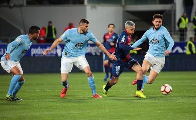 Nhận định Huesca vs Celta Vigo, 20h ngày 07/03, VĐQG Tây Ban Nha